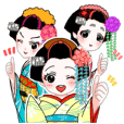 Maiko sticker 2