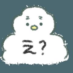 mayukemono(bird)