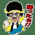 YouTubermanabu18go Sticker