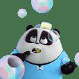 熊猫潘戈3D 3