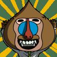 上班族狒狒(MANDO RILUO)