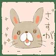 hitokoto Rabbit