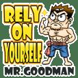 Mr.Goodman (English)