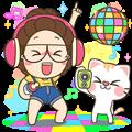 【泰文版】TuaGom: Pop-Up Stickers 3