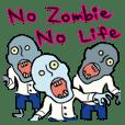 Zom-ichiro's daily life