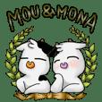 モウ & モナ vol.5