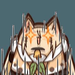 Food Girls Cat ver. in Japanese