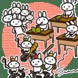 楽しい☆うさぎ団2