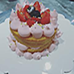 蛋糕製作步驟