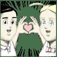ケンタとジェニファー☆2