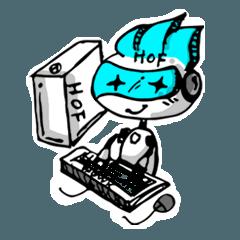 HOF Link - Daily Life