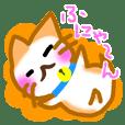 Nyanko's lazy life