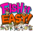 FISH it EASY! Sticker