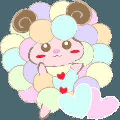 Pastel Sheepy