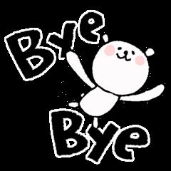 The Good-bye Sticker – LINE stickers