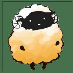 Sheep Sheep sticker