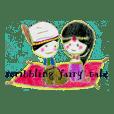 scribbling fairy tale