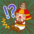 kikuchi Castle image character Koroukun