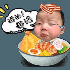 little cute baby-