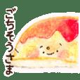 Yurufuwa Pastel Sticker