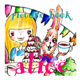 Alice picture book