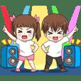 Hiropon and Maruko2