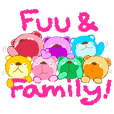 Fuu Bear & Family