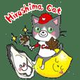 つぶやきニャンコ vol.3 Hiroshima Cat