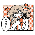 KAWAII LABO official sticker