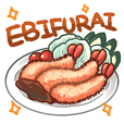 EBIFURAI -fried prawn days-