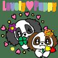 Lovely Puppy Vol.3 陽気なコッカちゃん