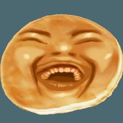 Pancake...Face