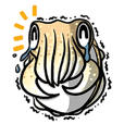Cuttlefish baby