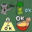 ALL OK !