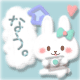 Mr. soft cute rabbit