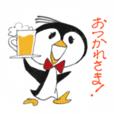 あるペンギンのビールな1日