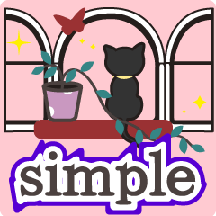 Natural cat, every care simple english