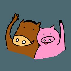 Pigbb & Horsebb Ver.2