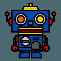 Video Games Robot