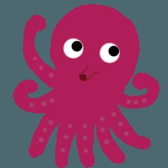 Octopus takoyan