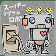 Super Magnum Robo