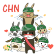 The Army Rabbits - Love (CHN)