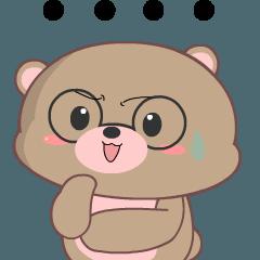 Little bear : Animated