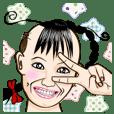 Sakurako's Sticker (English Ver.)