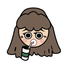 Moody Coffee Gurl