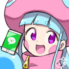 Pulmo the JellyfishGirl