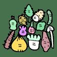 野菜さんと果物さん2