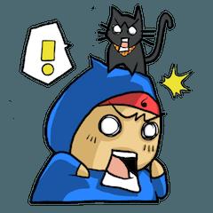 Ninnin & Cat
