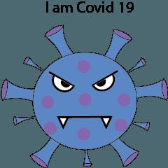 I am Covid 19