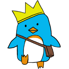 Loose King Penguin 2nd